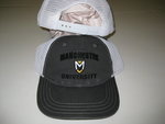 RICHARDSON GRAPHITE WHITE MESH MU HAT