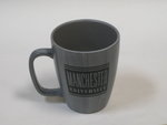 SPIRIT PRODUCTS GRAY COFFEE MUG W/MANCHESTER UNIVERSITY