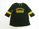 LEAGUE WOMENS THROWBACK FOOTBALL TEE