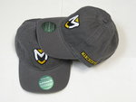 LEGACY GRAPHITE HAT W/CREST & MANCHESTER ON SIDE