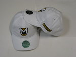 LEGACY WHITE HAT W/CREST & MANCHESTER ON SIDE