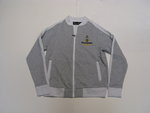 UNDER ARMOUR FULL ZIP WOMENS JACKET W/EMBROIDERED SPARTAN HEAD LOGO
