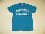 RUSSELL ADMISSIONS T-SHIRTS TURQUOISE