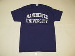 RUSSELL ADMISSIONS T-SHIRTS PURPLE