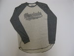 LEGACY OATMEAL LONG SLEEVE W/MANCHESTER SWOOP & SPARTANS