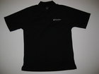 EXTREME PERFORMANCE BLACK POLO