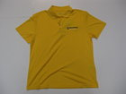 CORE WOMENS GOLD POLO