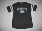 LEAGUE YOUTH GRAPHITE JERSEY TEE