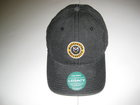 LEGACY GRAPHITE CAP W/EMBROIDERED CIRCLE