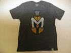 LEGACY GRAPHITE T-SHIRT W/SPARTAN HEAD