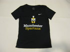 NIKE DRI-FIT WOMENS SHORT SLEEVE W/SPARTAN LOGO