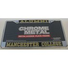 MC ALUMNI LICENSE PLATE FRAME