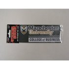 COLLEGE OF BUSINESS CAR DECAL