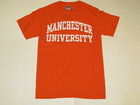 RUSSELL ADMISSIONS T-SHIRTS ORANGE