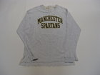 LEAGUE WOMENS LONG SLEEVE CREW W/MANCHESTER