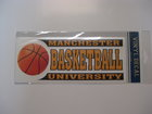 BASKETBALL CAR DECAL