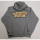 RUSSELL APPLIQUE MANCHESTER & SPARTANS HOODIE