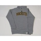 LEGACY YOUTH QUARTER ZIP OXFORD CREW W/MANCHESTER