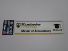 MASTER OF ACCOUNTANCY DECAL