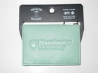 MINT LEATHER ID HOLDER