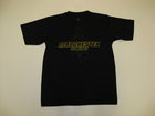 JAMERICA DRI-FIT BLACK W/LARGE SPARTAN HEAD