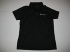 EXTREME PERFORMANCE WOMENS BLACK POLO